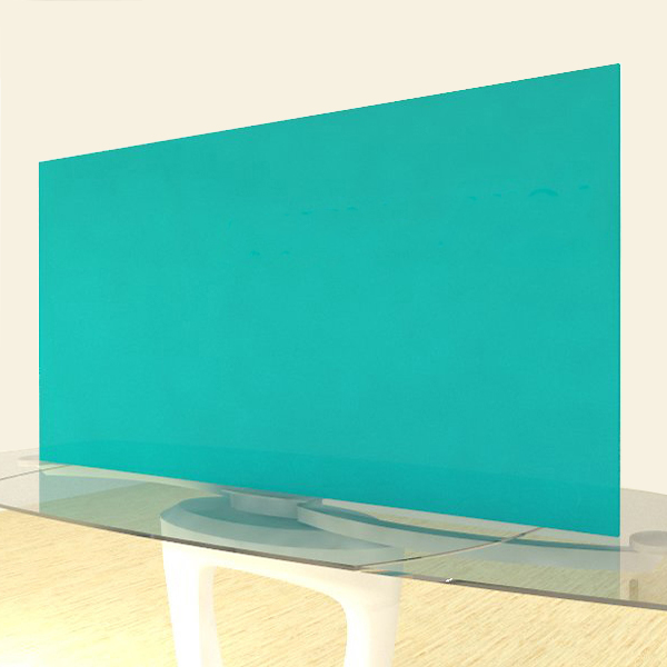 Acrylic Sheets – Cut To Size –  Opaque Teal Green – S9603