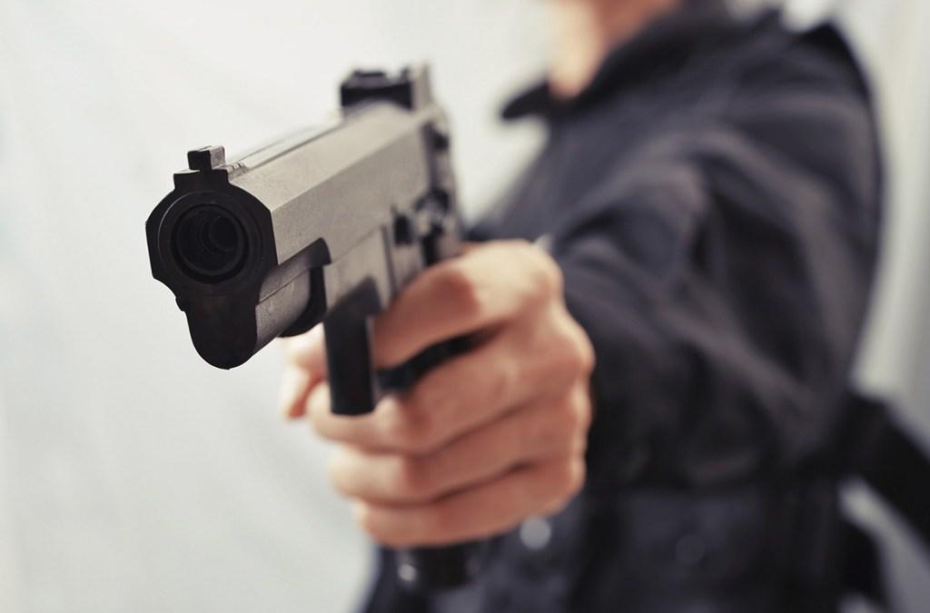Homem é preso por assalto à mão armada