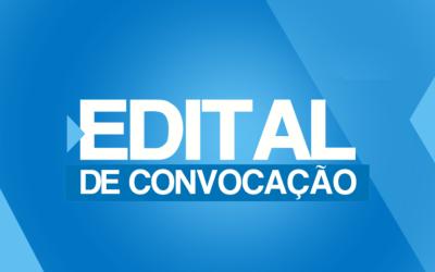 Edital Escola José Gonçalves de Melo