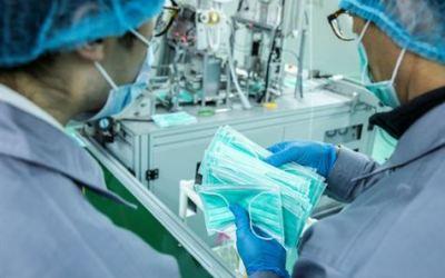 Governo envia 14,2 milhões de máscaras cirúrgicas a estados