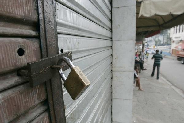 Por causa de liminar, Prefeitura fecha novamente alguns estabelecimentos