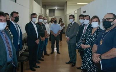 Plantão Digital da Polícia Civil é inaugurado em Itaúna