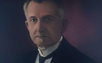 100 anos da morte de Manoel Gonçalves de Souza Moreira