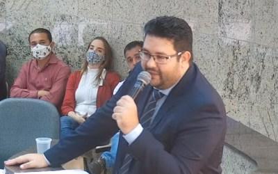 Ao Vivo: Vereador Lacimar é julgado nesta quinta-feira