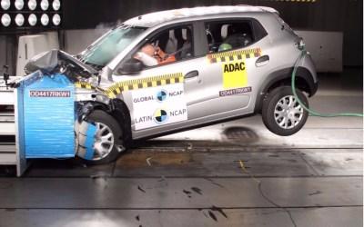 Novos protocolos elevam rigor nos testes de colisão