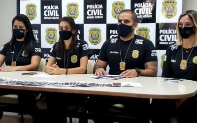 Civil prende 14 suspeitos de abusos sexuais em Itaúna e região