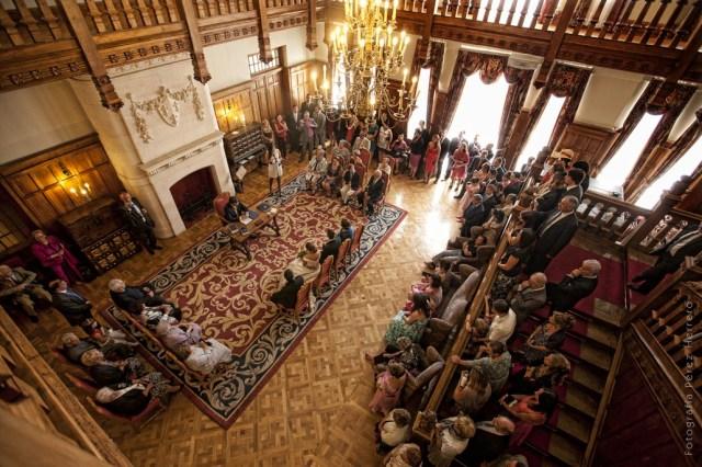 Aumentan un 41,5% las bodas civiles celebradas en el Ayuntamiento de Santander
