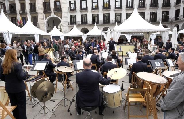 La Banda Municipal rinde mañana homenaje al público con un concierto dedicado a la zarzuela