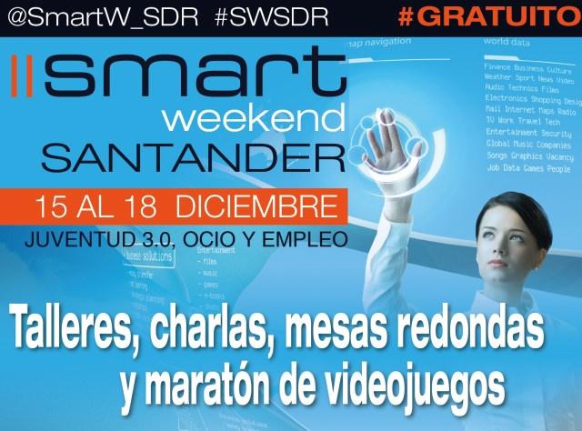 Drones, robótica y programación de videojuegos en los talleres de Smart Weekend Santander