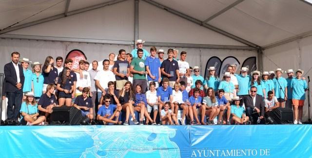 La II Semana Internacional de la Vela concluye tras 10 días de éxitos deportivos y de público