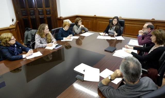 La Comisión de Artes Plásticas define los contenidos de la primera sesión del Observatorio del Arte