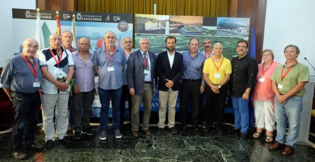 La ciudad acoge un encuentro sobre juegos y deportes tradicionales de toda Europa