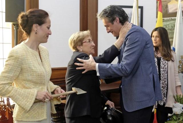 Santander salda una deuda de agradecimiento con quienes acudieron en su ayuda en 1941