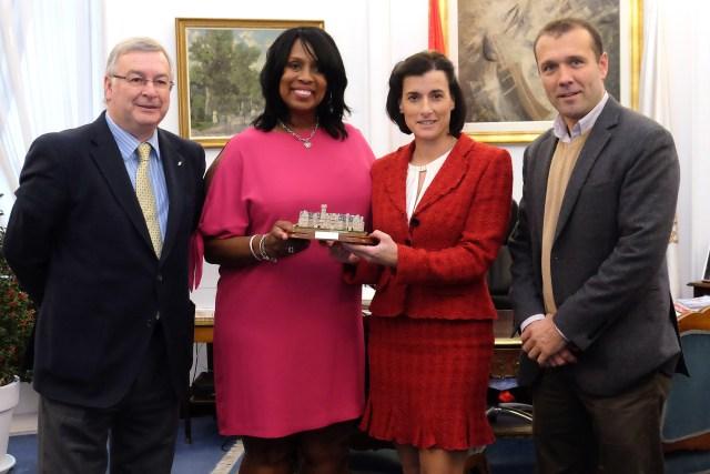 Santander se suma al homenaje a Jesse Owens y reivindica los valores que representa