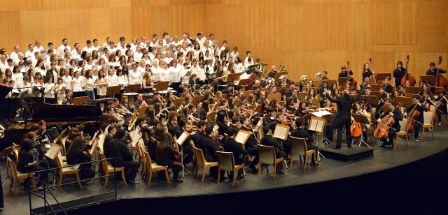 Los alumnos del Conservatorio Municipal ofrecen el miércoles su concierto de fin de curso