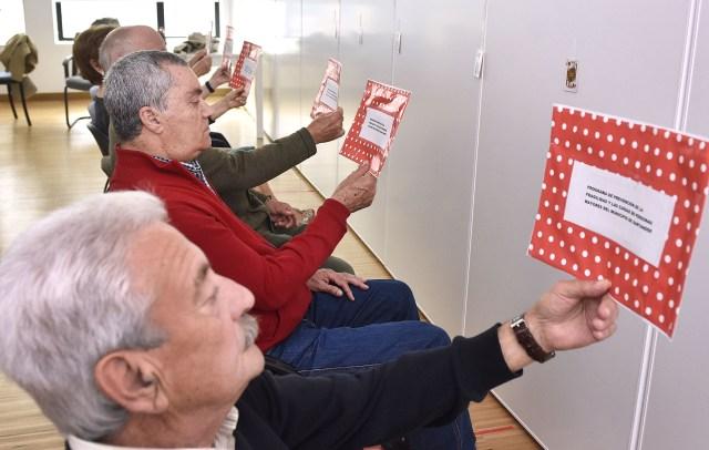 El Ayuntamiento programa nuevos talleres de prevención de caídas para mayores