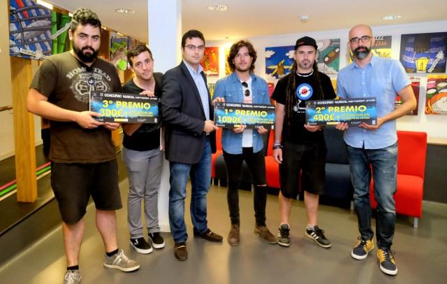 'Stock' gana la segunda edición del Concurso Musical Santander Joven