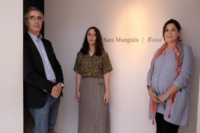 El MAS inaugura 'Rosa Oro', los micropaisajes de la santanderina Sara Munguía
