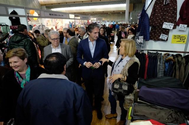 La Feria del Stock se convierte este fin de semana en escaparate del comercio santanderino