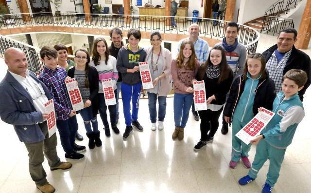 La Plaza Porticada acogerá el próximo viernes un mercado de cooperativas escolares