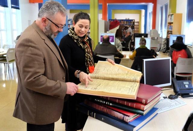 La Biblioteca Municipal digitalizará la prensa histórica gracias a un convenio con el Ministerio