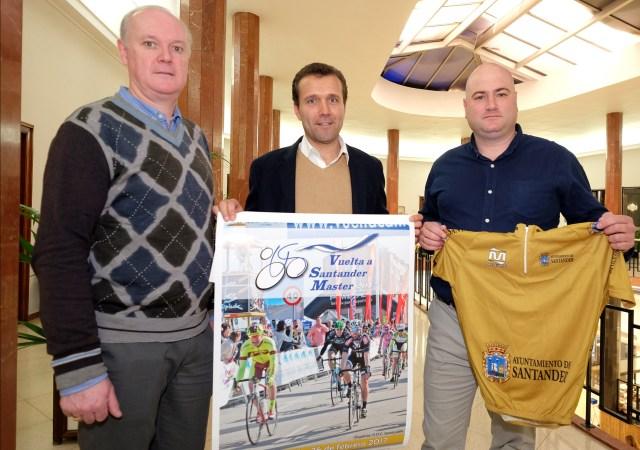 170 corredores disputarán este fin de semana la Vuelta a Santander Master