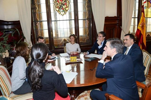 Medio Ambiente licitará en el primer trimestre el proyecto de estabilización de La Magdalena