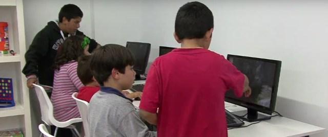 Cuatro telecentros impartirán cursos para niños en la primera semana de enero