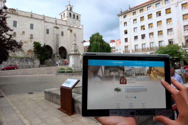 Santanderspain.info recibe más de 44.000 visitas desde el inicio del verano
