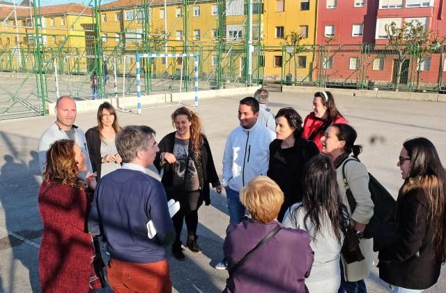 Las obras de Varadero y el microespacio del Barrio Pesquero empezarán después del verano