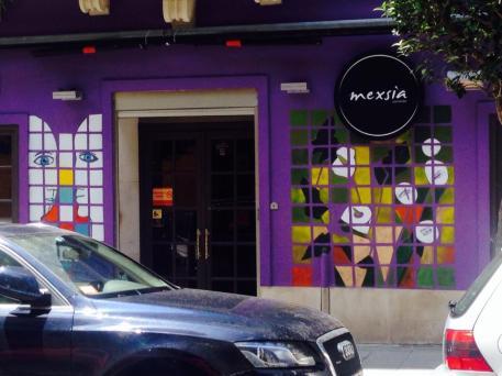 Mexia Gastrobar Calle Gándara de Santander