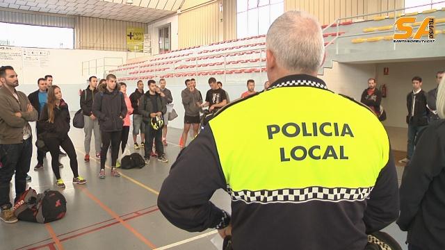 proves policia local