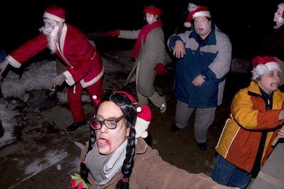 Zombie Claus 2005