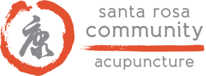 Santa Rosa Community Acupuncture Logo
