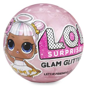 7 SURPRISES in Ball LOL Surprise Doll GLAM GLITTER Series 4 Big Sisters L.O.L
