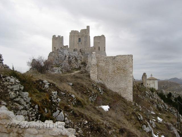 The Spectacular Castle Rocca Calascio