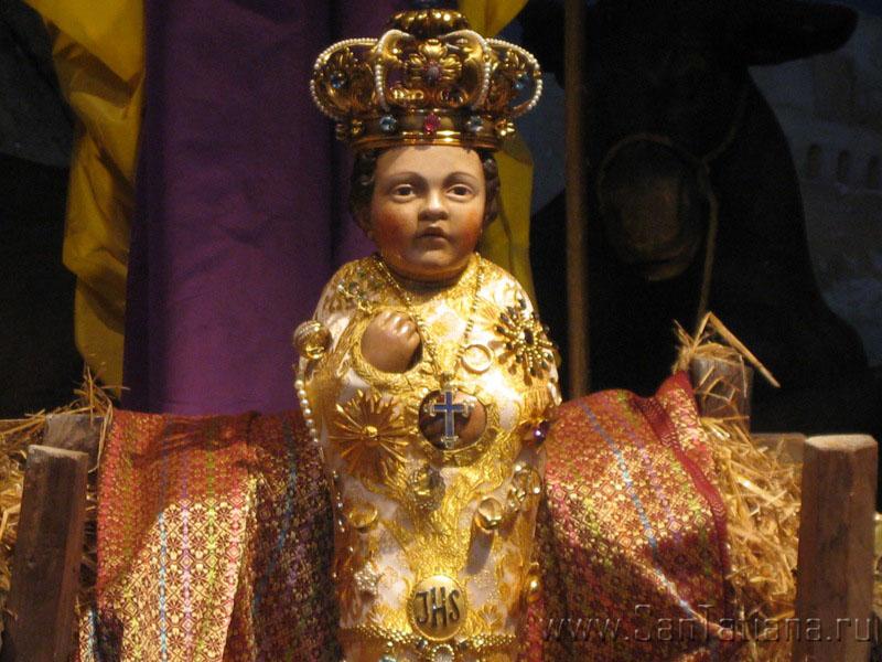 The Miraculous Bambino Gesu