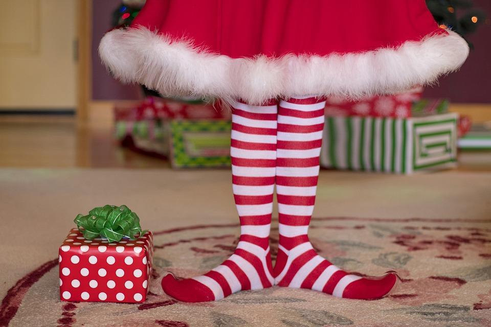 Which is Santa's favorite elf?