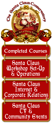 Santa Claus Conservatory - Completed Courses