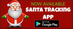 Santa Tracking App