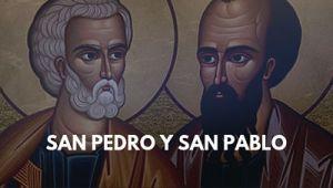 San Pedro y San Pablo solemnidad apostoles vidas biografia 29 dde junio foto