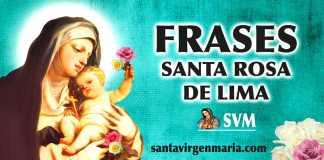 10 FRASES DE SANTA ROSA DE LIMA