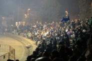 El públic va omplir les grades de l'amfiteatre del Parc de la Muntanyeta // Maria Roda