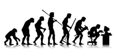 santé environnementale paléo - évolution du primate à l'ordinateur