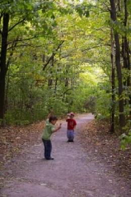 Enfants nature proximité santé