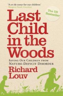 enfant bois Richard Louv - couverture du livre