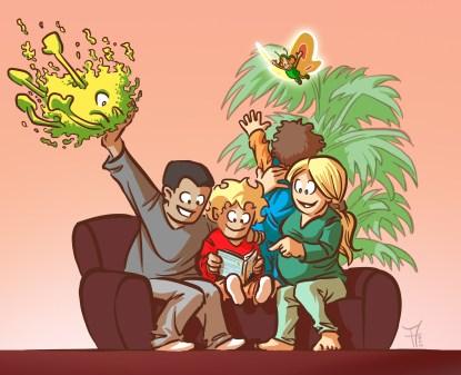 Fee Sana sante enfants environnement