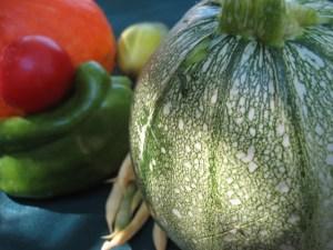 Alimentation enfants - fruits et légumes