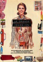 """Chronique """"la grande invasion"""" - affiche officielle"""