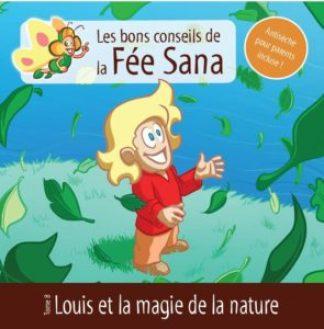 Fée Sana magie nature1